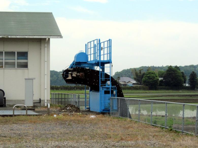 表郷用水機場