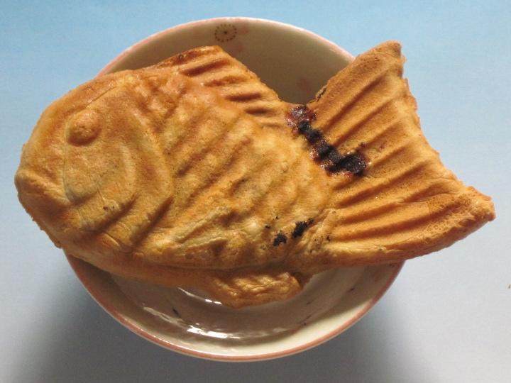 鳴門鯛焼本舗の天然鯛焼