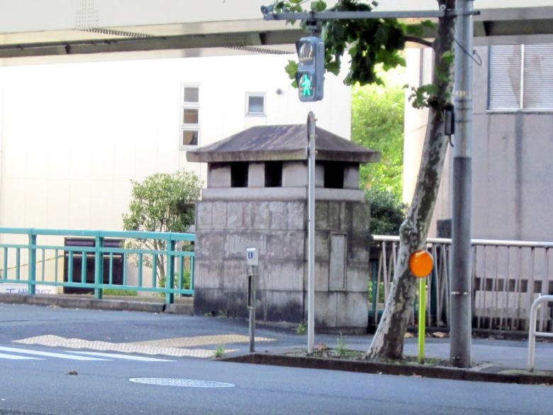 雉橋の親柱