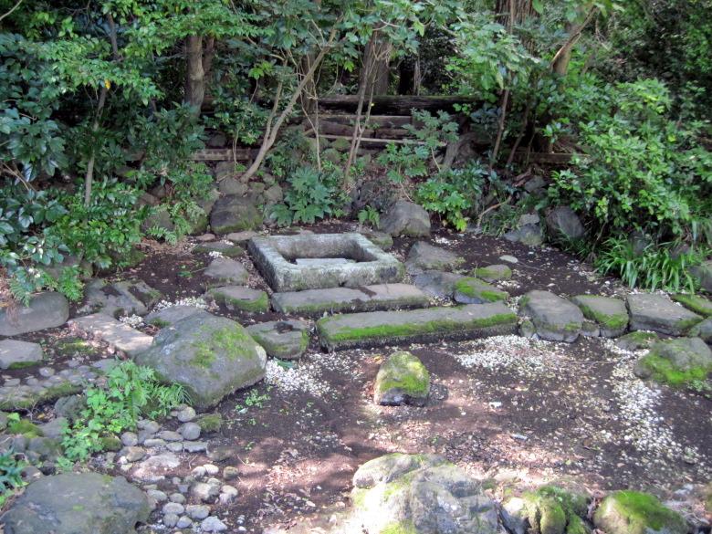 神田川の水源である御茶の水