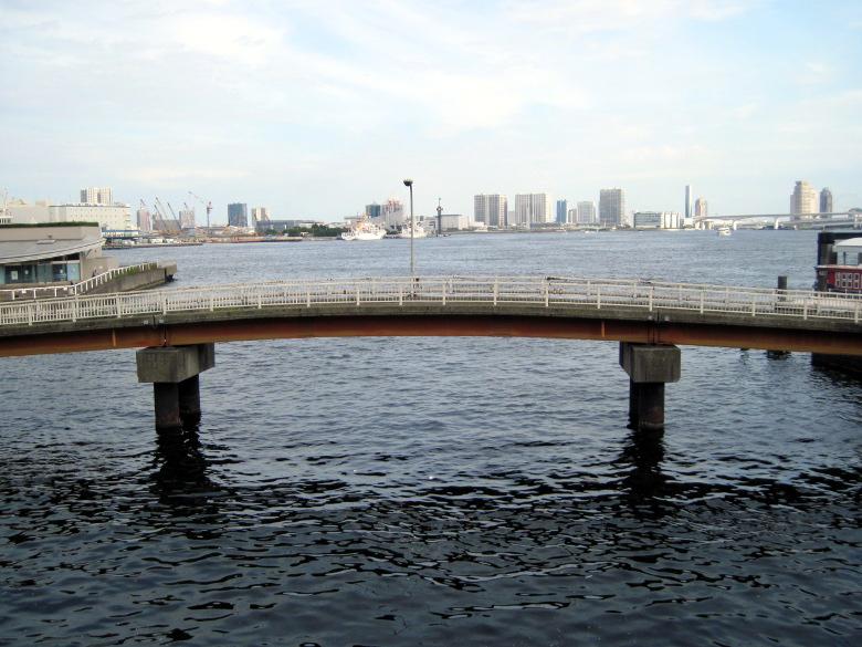 渋谷川(古川)の河口