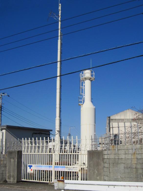 東京ガスのバルブステーション