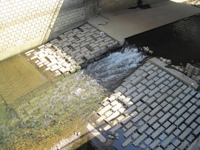 西武池袋線下の小滝