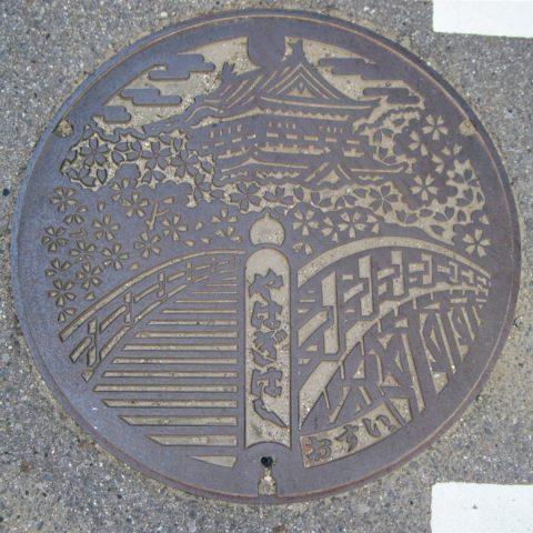 岡崎市(矢作橋)