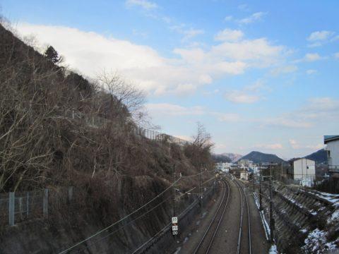 中央線と中央自動車道