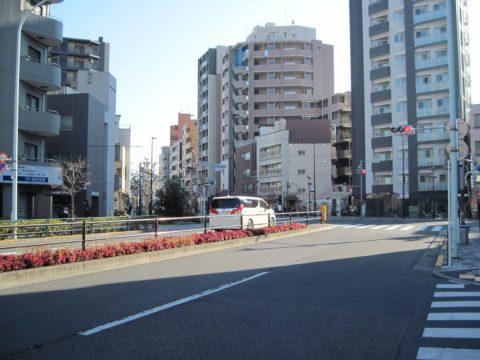 西早稲田交差点