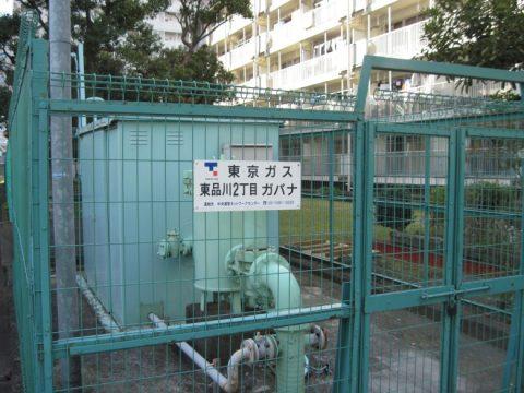 東京ガスのガバナ