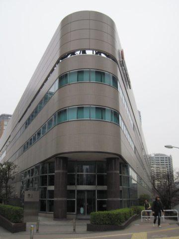 IMAGICA Lab.のビル