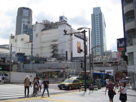 渋谷駅付近