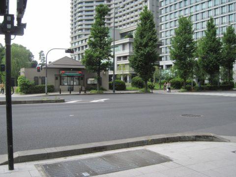 和田倉門外交番