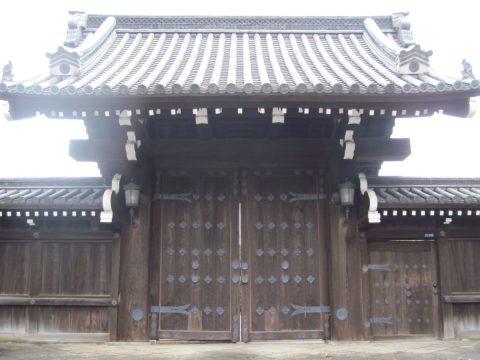 紀州徳川家上屋敷の門?
