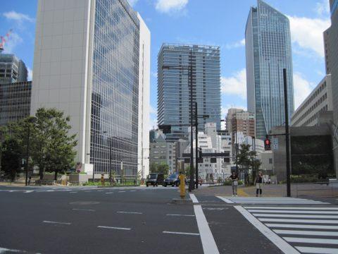 赤坂一丁目交差点