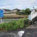 栃山橋/大津谷川