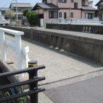 鹿菅橋(しかすがばし)/江川