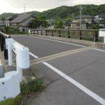 舞木橋(まいぎはし)/山綱川