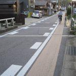 宿場橋(しゅくばはし)/百田川