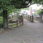 三条大橋(レプリカ)/三之丸堀