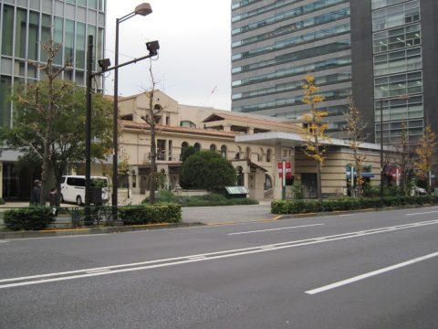 異国風の建物
