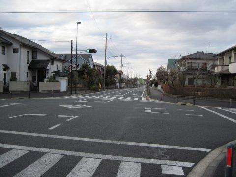 成田ニュータウン玉造地区