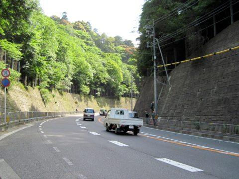 大津から京都に至る道