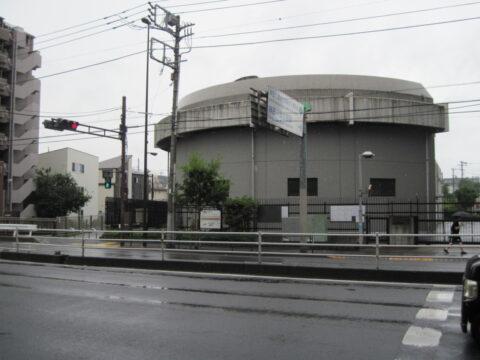 神田川・環状七号地下調節池