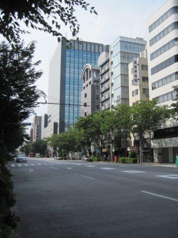清洲橋通り