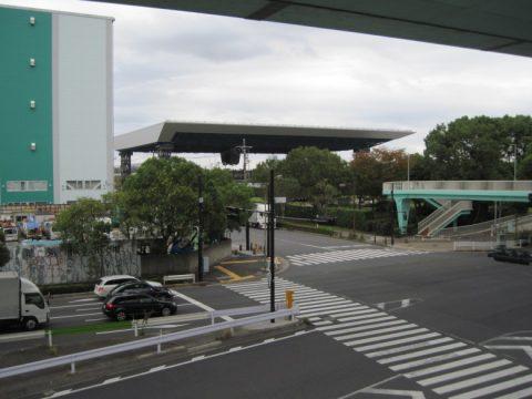 オリンピックアクアティクスセンターの屋根