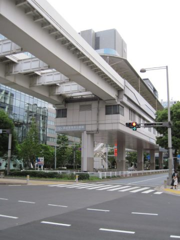 お台場海浜公園駅