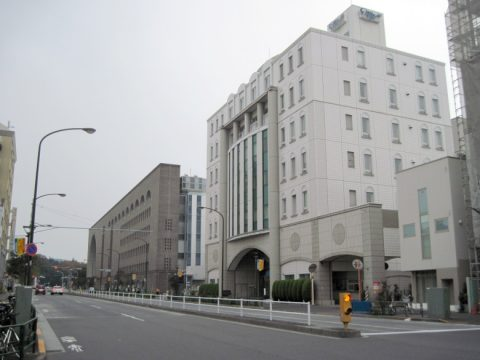 民音音楽博物館と信濃町煉瓦館