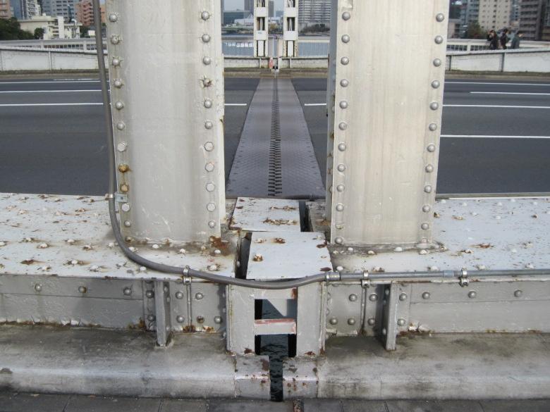 勝鬨橋中央道路部